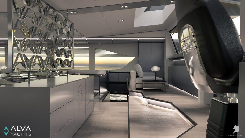 OCEAN ECO 90 Interior Design